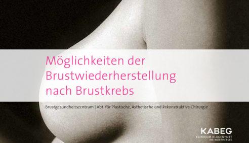 Brustwiederherstellung nach Brustkrebs